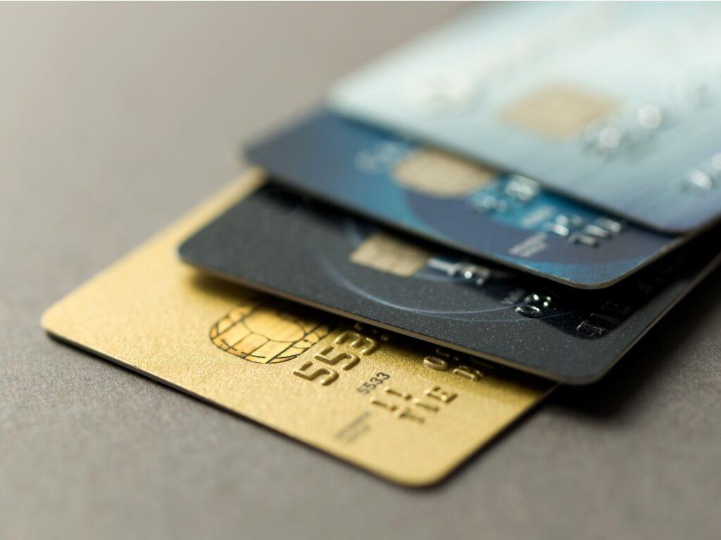 クレジットカードの主な種類