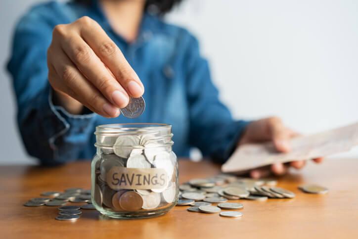 先取り貯金を意識する