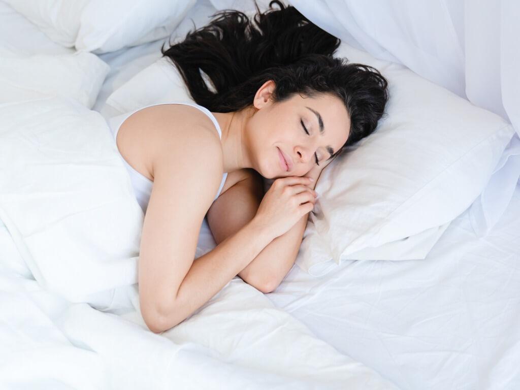 睡眠の質が上がる